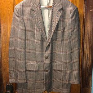 Nordstrom Men's Tan Three Button Sports Coat